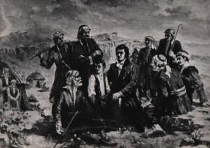 Abovyan tevî kurda