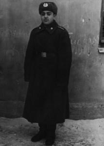 Stalîkê Ûzo Cafarov. Kapîtan, firindeçîê leşkerîê