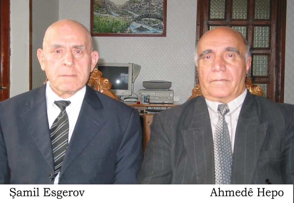 Ş.Esgerov, A.Hepo