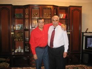 Папа и Ишхан