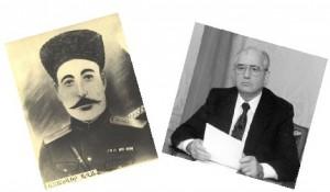 Джангир ага и Горбачев