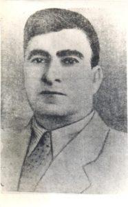 Мустафа Барзани. 1956 год